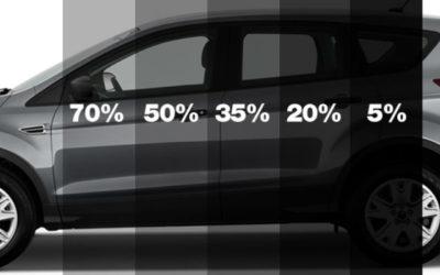 Les avantages de teinter les vitres de sa voiture